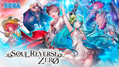 Soul Reverse Zero MOD Unlimited Cash English Version v1.1.3 Apk Android Terbaru Update