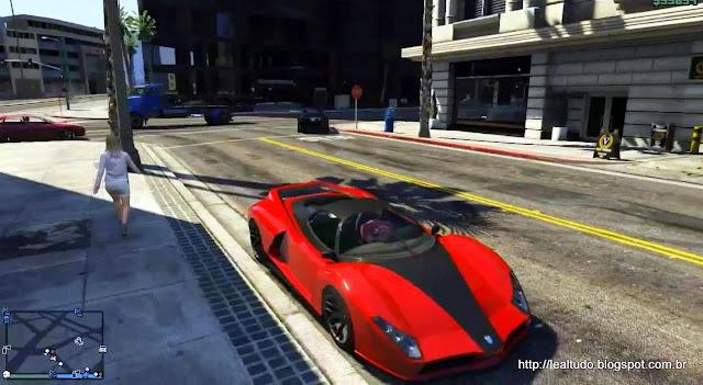 Grand Theft Auto Online Cheetah Cars Custom - Carros Personalizados