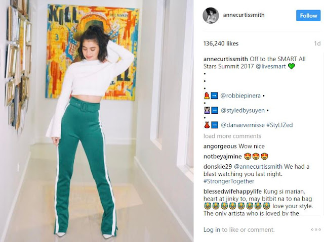 Unkabogable Beauty: Anne Curtis Gets Spot on the 'Top 30 World's Most Beautiful Women of 2017' List!