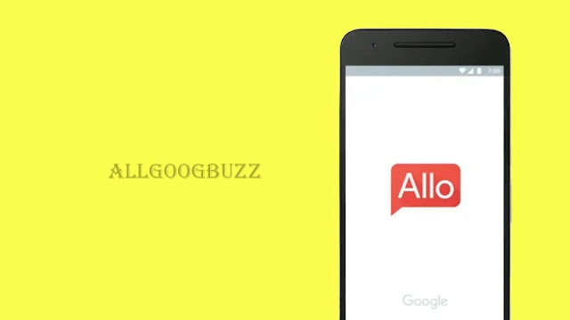 Allo google app