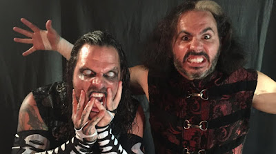 Broken Matt Hardy and Brother Nero