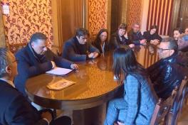 San Severo, il Procuratore Antimafia Roberti: ''Non lasceremo sola la comunità''