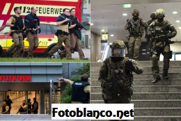 Munich Shopping Center Shooting