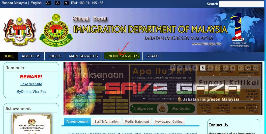 How To Check Malyasia Visa Easily