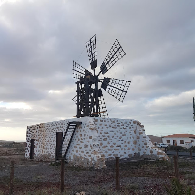 ecomuseo di La Alcogida fuerteventura