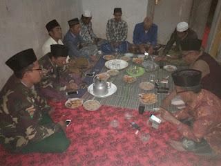 GP Ansor  Kecamatan Arjasa Laksanakan Kegiatan Rutin Rijarul