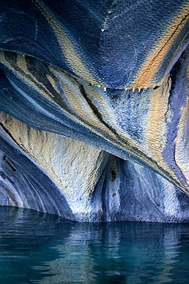 Marble Caves Chile Chico Chile The Amazing World