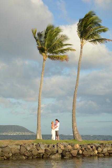 Honolulu Wedding Site