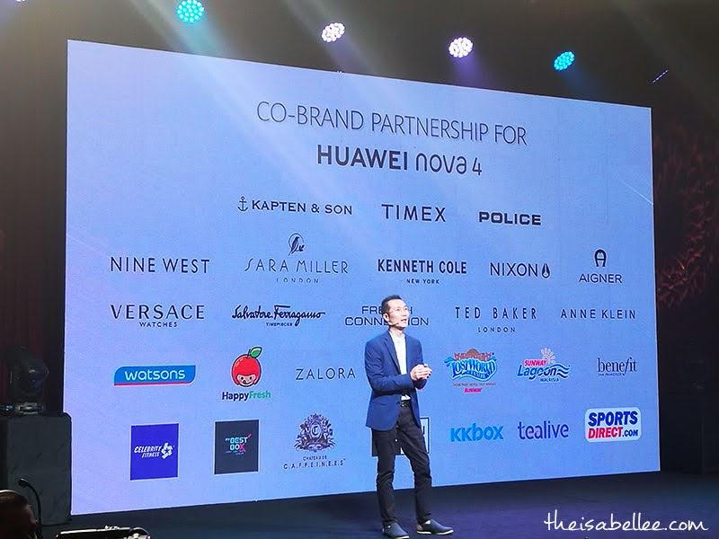 Huawei nova 4 launch