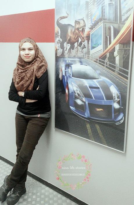 Blogger Amanina Ahmad
