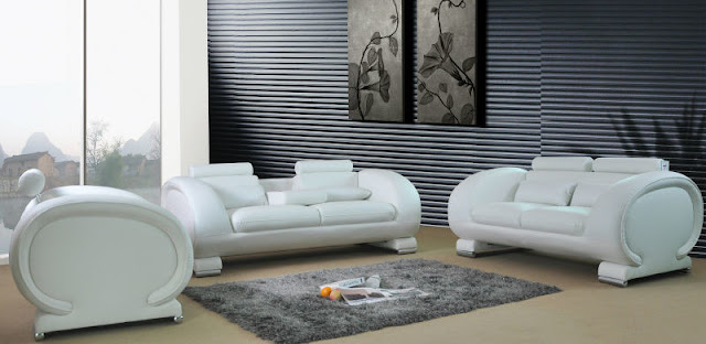 modern italian leather sofa model