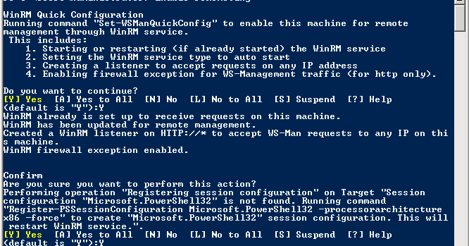 How to Remotely Execute SharePoint 2010 PowerShell Cmdlets