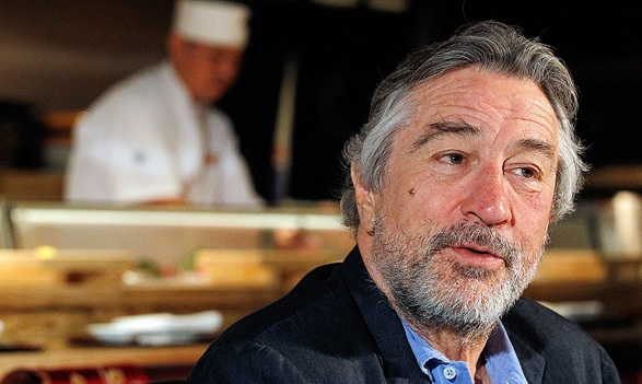 Robert De Niro, the US actor with Albanian roots to open luxury hotel in Tel Aviv