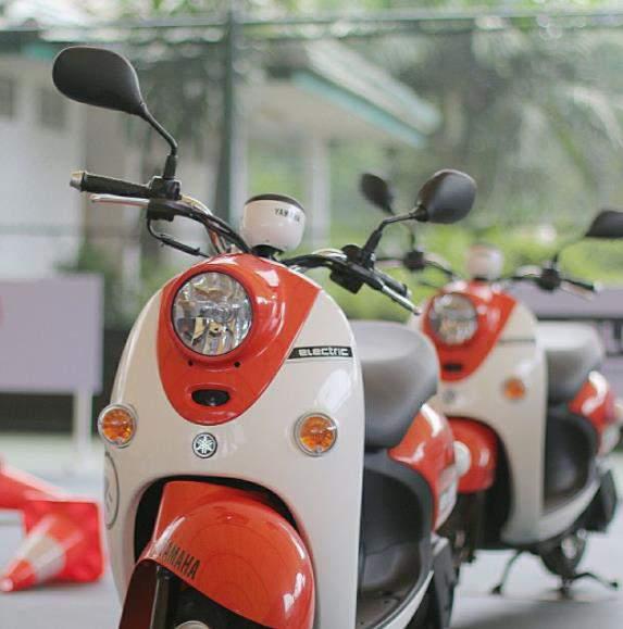 Motor_Listrik_Yamaha_e_vino_Indonesia
