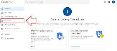 cara mengganti kata sandi gmail