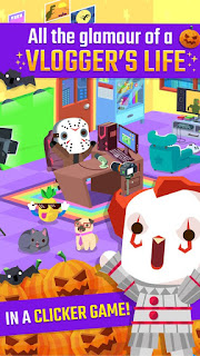 Vlogger Go Viral - Tuber Game screenshot 0