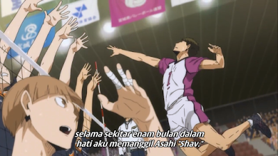 Haikyuu!! S3 Episode 07 Subtitle Indonesia