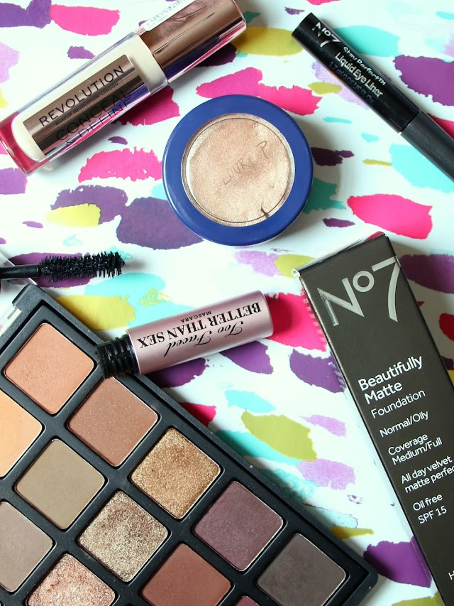 My Autumn Makeup Bag Essentials