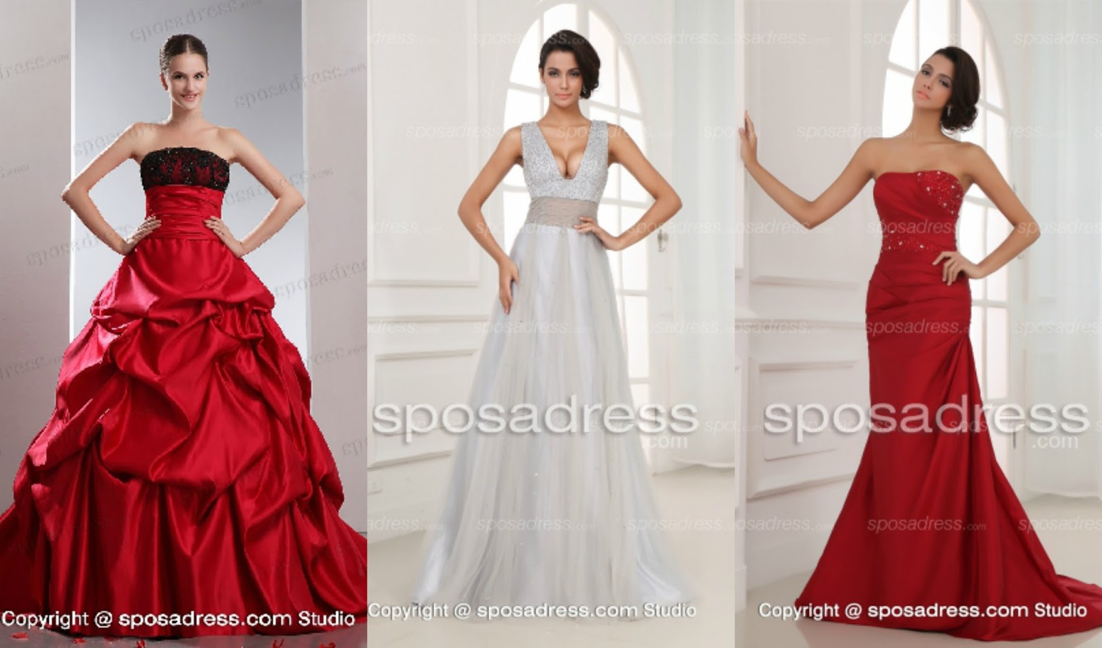 Christmas Themed Wedding Dress Inspiration - Fashion Fairytale