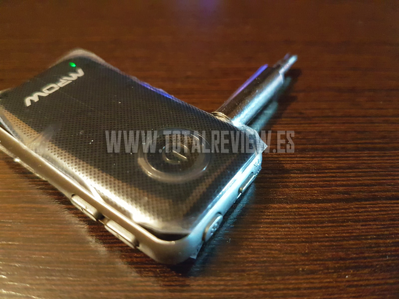 transmisor receptor Bluetooth de Amazon marca Mpow