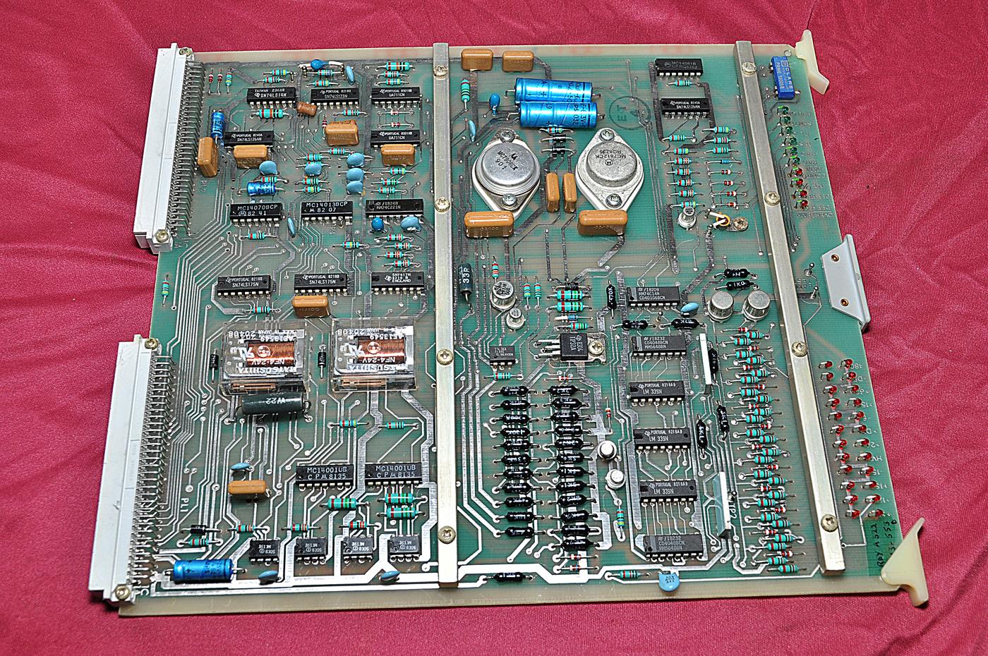 Aeliya Marine Tech Pvt Ltd   POWER MONITOR PCB CIRCUIT