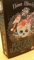Buchcover: niedlich guckender Totenschädel