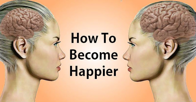 9 Steps    To    Follow    To    Become    A    Happier    Person