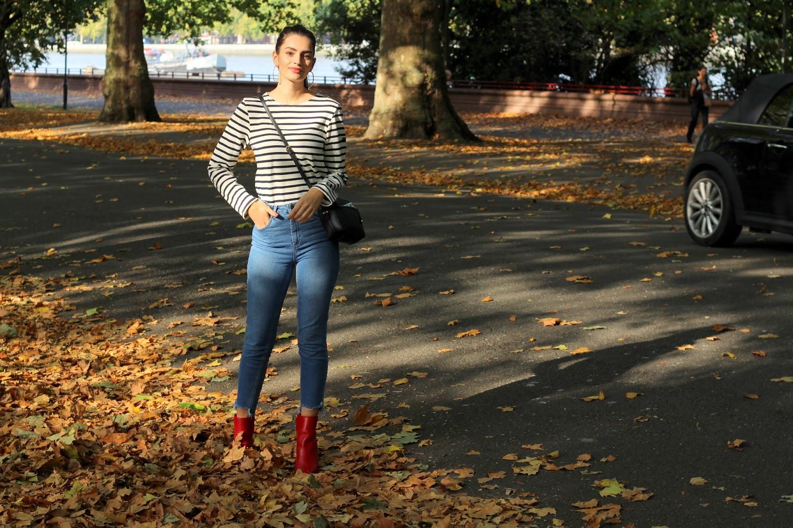 peexo autumn style london blogger