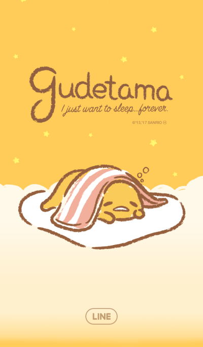 gudetama: Nice and Sleepy