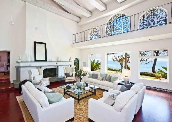 SEE THIS HOUSE: A $45 MILLION DOLLAR MALIBU MEDITERRANEAN ...