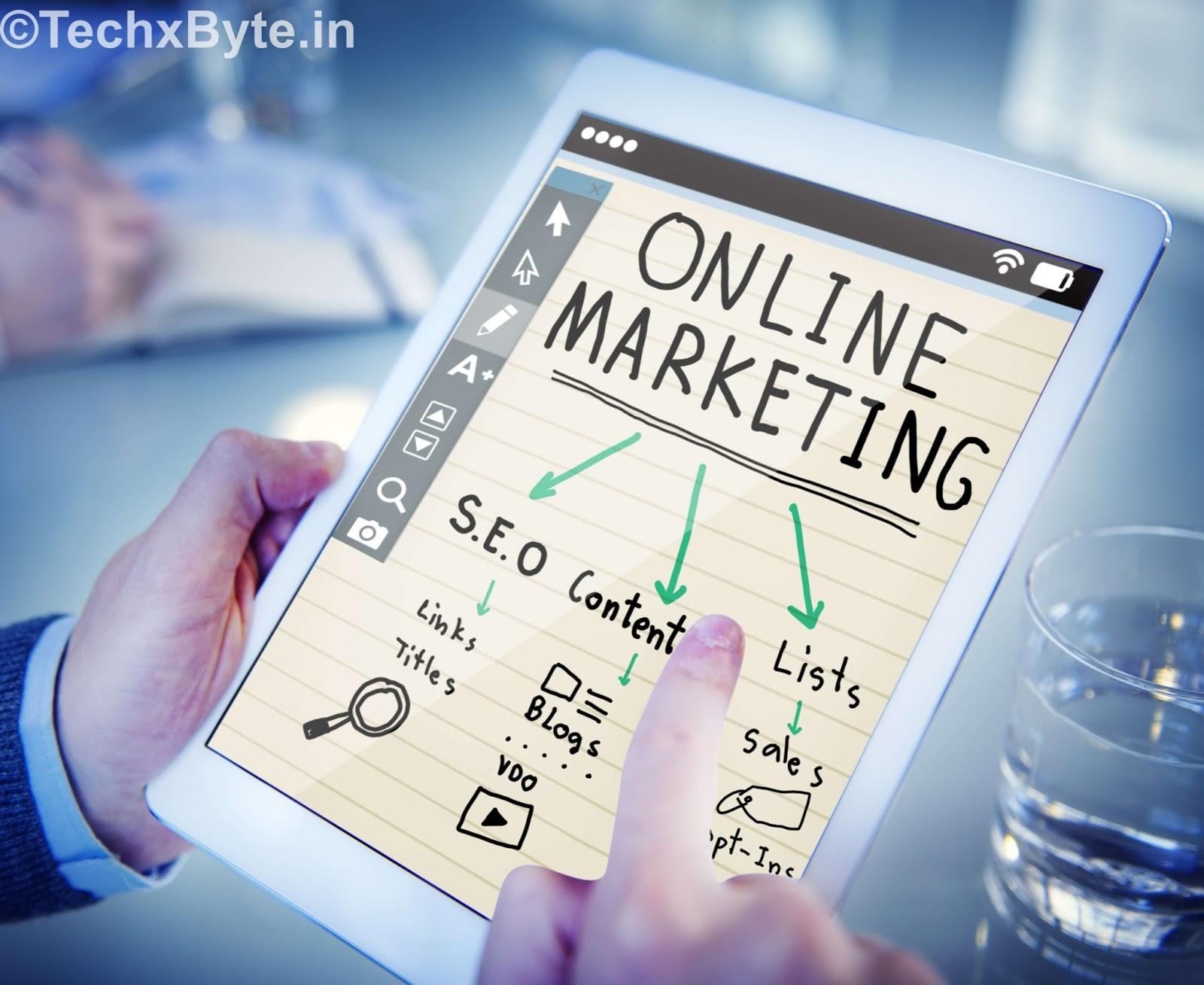 Content Marketing Plan techxbyte