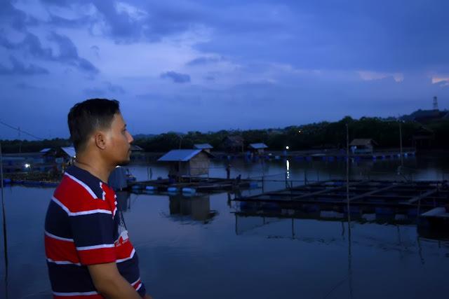 Landscape Photography, Kota Lhokseumawe, Sungai Cunda,