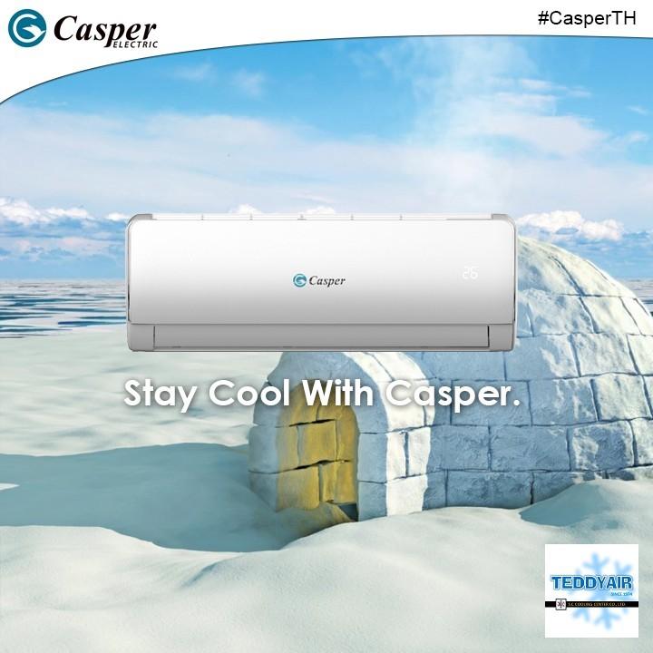 điều hòa casper r410a