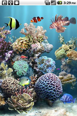AniPet Aquarium Live Wallpaper (APK), Aplicacion para ANDROID, FULL   ANDROID FREE APK