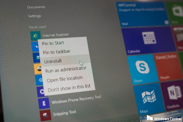 After the installation of Windows 10, we end up with a multitude of applications installed by default which, personally, do not serve me anything and that bothers me. If, like me, you want to get rid of it, there is a quick and effective solution.