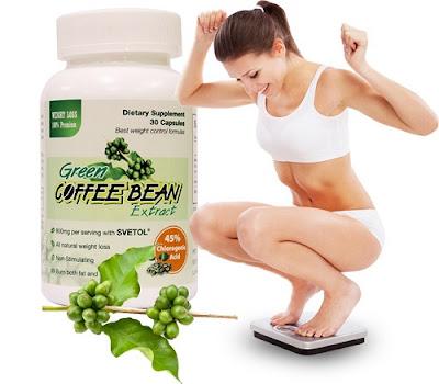 viên uống giảm cân an toàn hiệu quả green coffee bean
