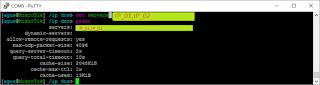 Añadiendo lista de servidores DNS a Mikrotik