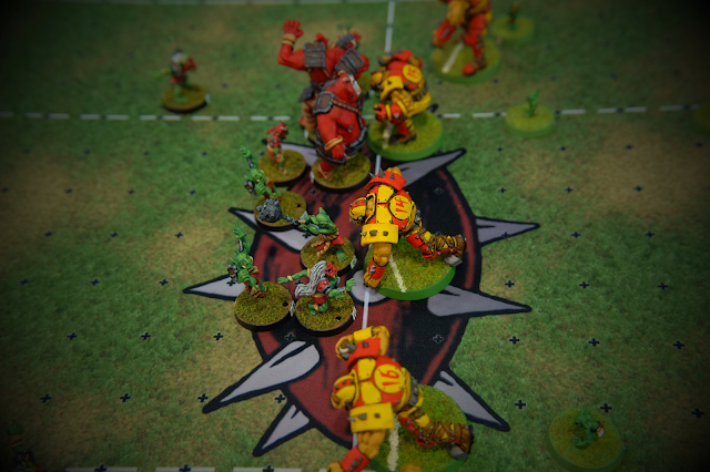 Hackers up against the Ogres