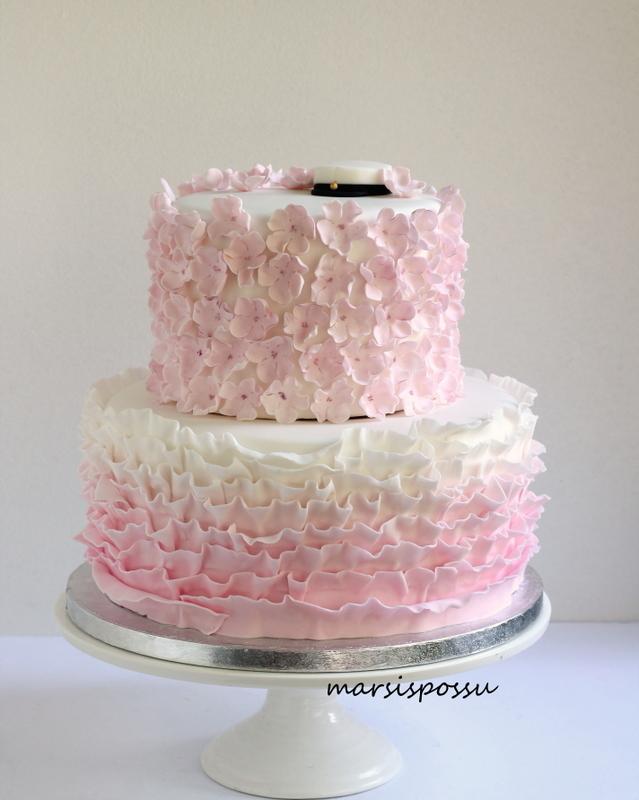 Kakku ylioppilasjuhliin