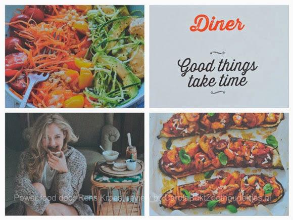 Review: Power food van Rens Kroes