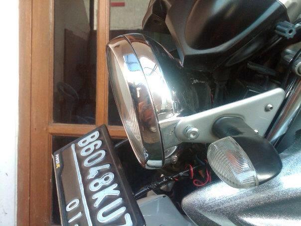 Tips Membuat Lampu Motor Agar Lebih Terang Dengan Relay