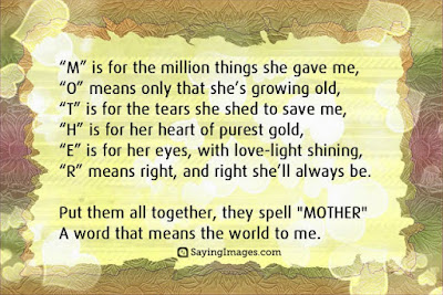 happy mothers day sayings for sister
