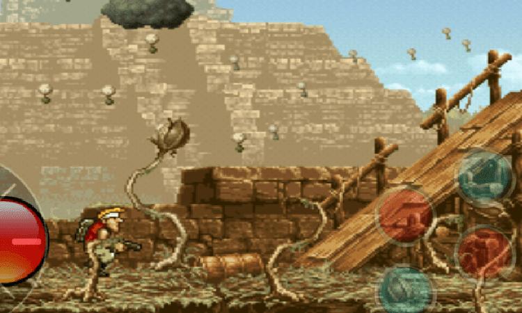 تحميل لعبة Metal Slug 6