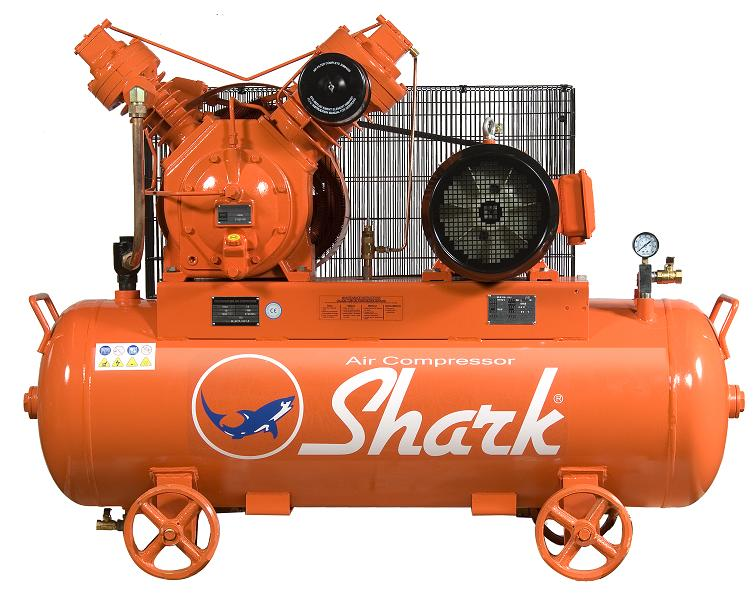 Pusat Kompresor Angin Mini Shark 1/2 hp Bekas Murah