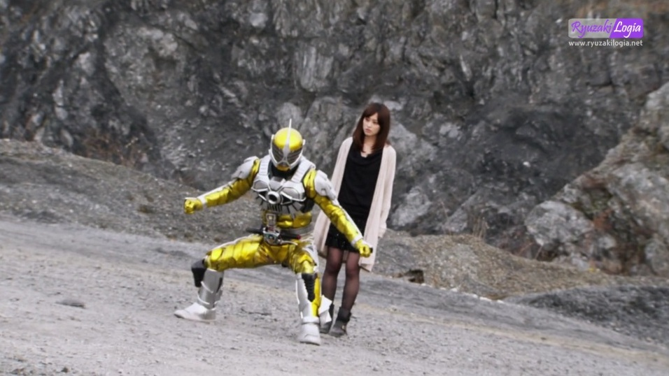 Kamen rider x super sentai movie sub indo - Morgus