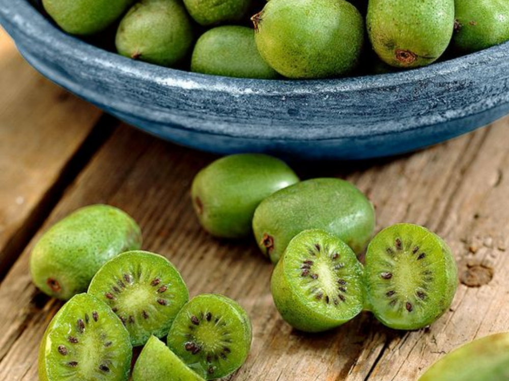 Kiwibeeren helfen gegen Heißhungerattacken