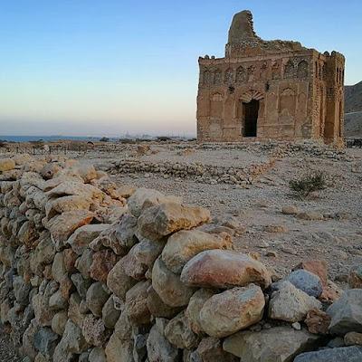 Mausoleo de Bibi Mariam, Qalhat, Omán