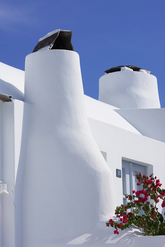 Katikies luxury boutique hotel in Oia, Santorini