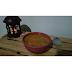 Sopa de batata baroa e abóbora.