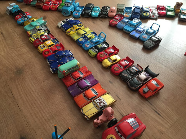 Disney Pixar Cars Are Back In Town